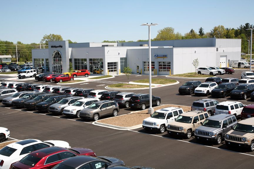 Location: 501 E US Hwy 20 | Michigan City, IN 46360. Project Type: Retail    Automotive Dealership Size: 25,972 SF Scope: $4.6 Million