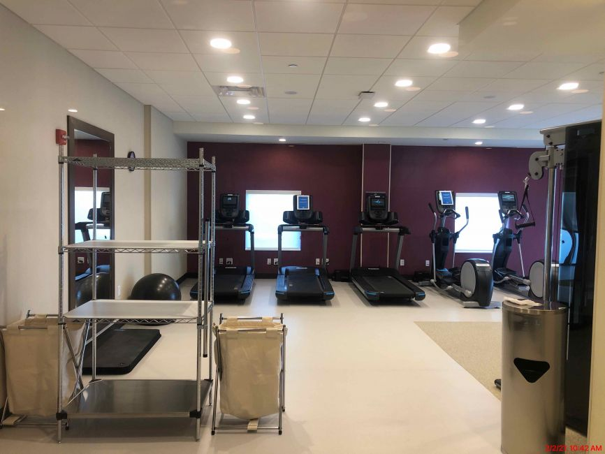 Home2 Suites - Fishers, IN - Fitness Center