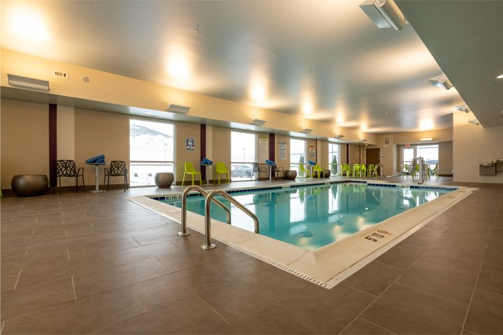 Home2 Suites - Fishers, IN - Pool