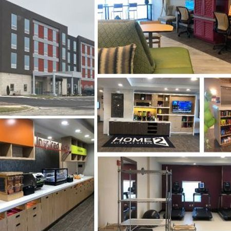 Project Recap: Home2 Suites In Fishers, IN