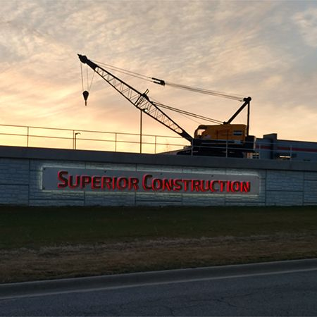 Case Study: Superior Construction Company - 7/11/2017